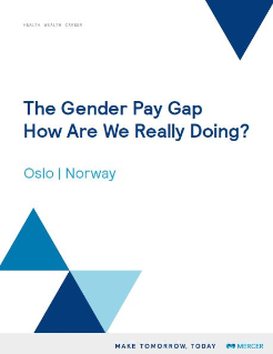 Gender Equity Pay Gap