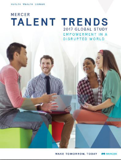 2017 HR Talent Trends rapport